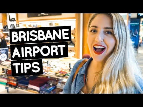 THINGS to DO at BRISBANE INTERNATIONAL AIRPORT | Little Grey Box