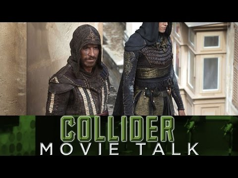 Collider Movie Talk - First Assassin's Creed Trailer Debuts!