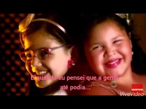 Não faz mal (letra) - stefany Vaz e aysha Benelli