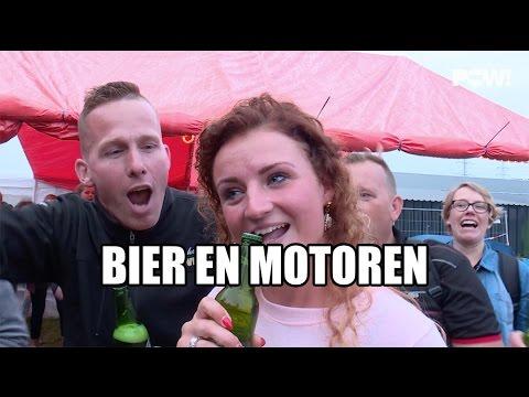 Bier en motoren, la la la la..