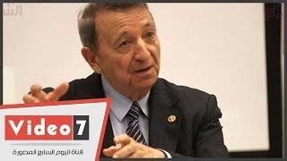بالفيديو.. مصطفى السيد: تتبعت مستقبل زويل وكنا دائما نتحدث عن البحث العلمى فى مصر