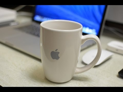 The Apple Mug - From Cupertino Headquarters Store