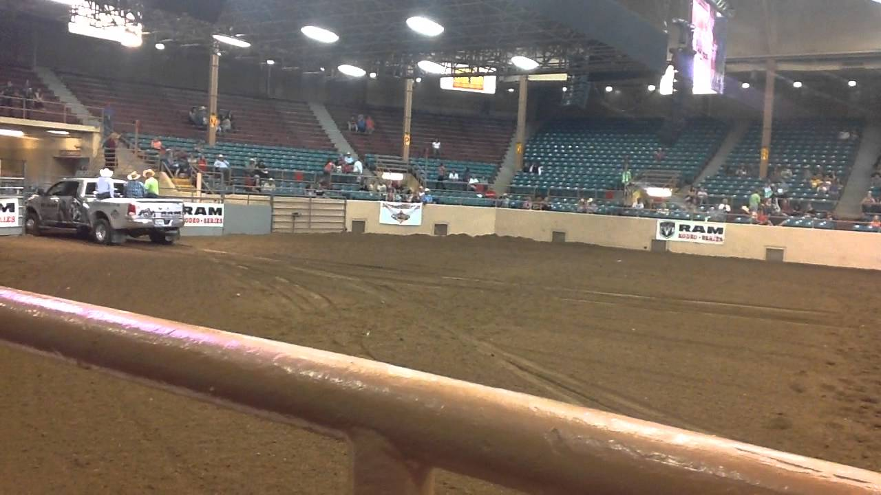 2014 New Mexico State Fair Rodeo Opening Ceremonies With