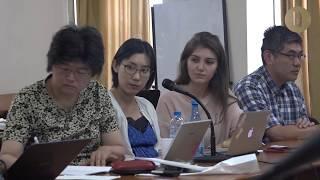 """Международная конференция: """"Кавказ: кросс-культурные перекрестки"""" в РАУ"""