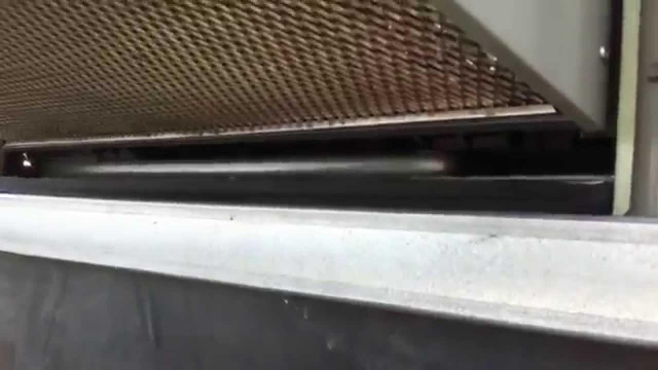 Economizer installation problem