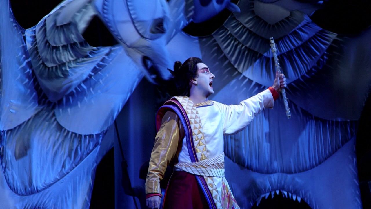 "The Magic Flute: ""Music is the heart's true home"""