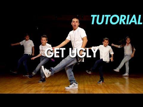 Jason Derulo  - Get Ugly (Dance Tutorial)   Mihran Kirakosian Choreography