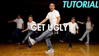 Jason Derulo  - Get Ugly (Dance Tutorial) | Mihran Kirakosian Choreography