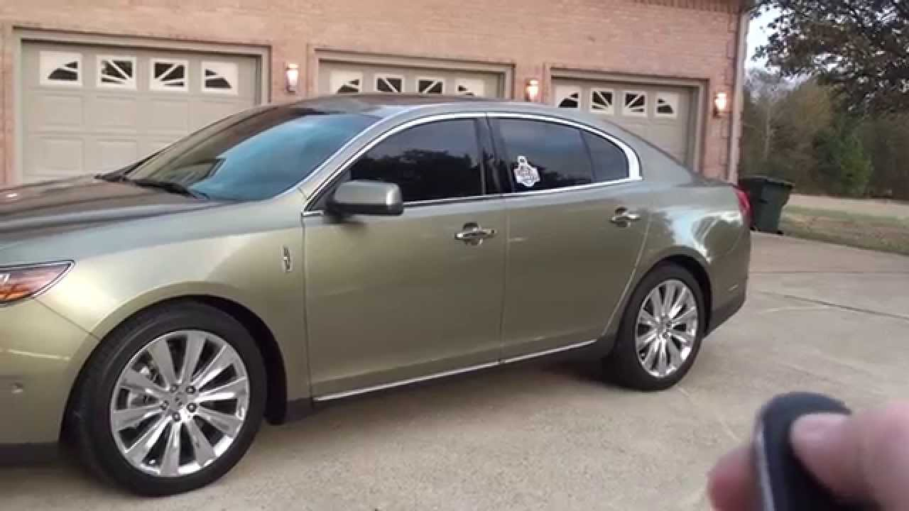turbo youtube hd for lincoln watch sale mks ecoboost video com www sunsetmotors see awd