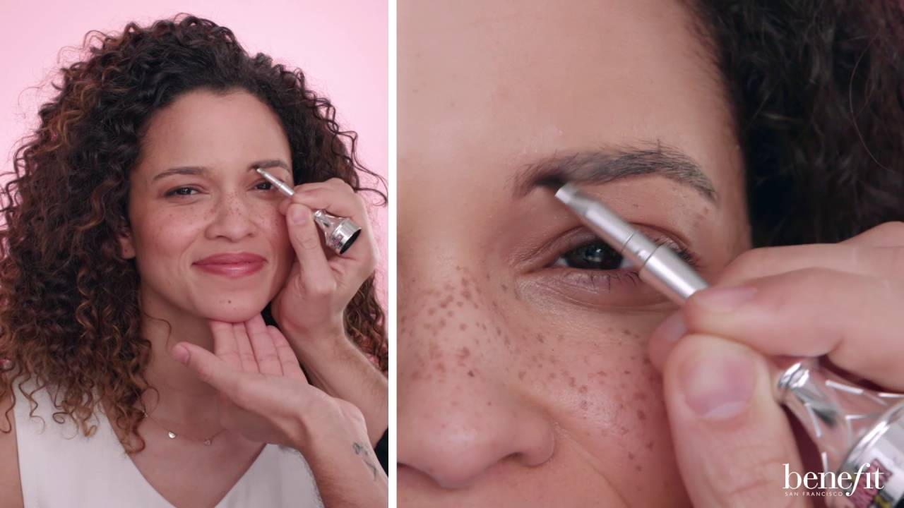 Benefit Cosmetics Ka Brow Ulta Beauty Youtube