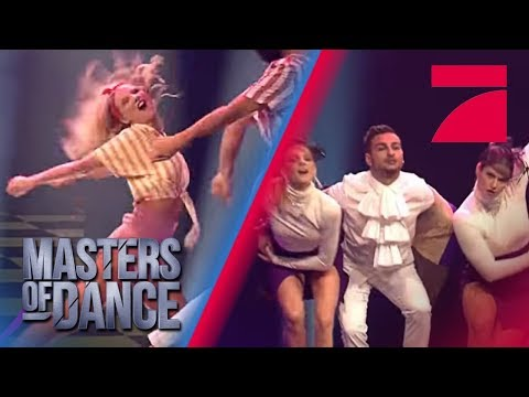 George Michael - Faith: Dance Battle  | Masters of Dance | ProSieben
