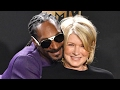 Martha Stewart On Dating And Snoop Dogg