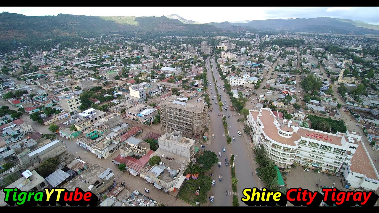 Shire City Tigray 2020