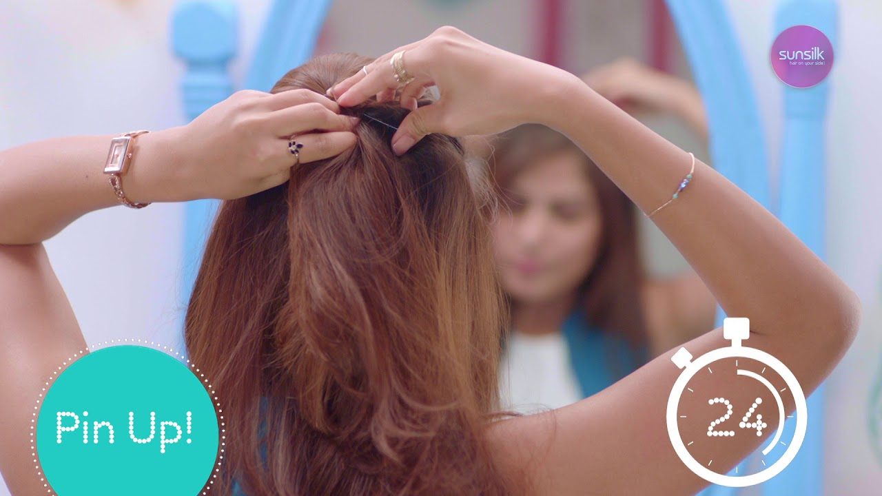 Sunsilk: Hair Puff in 60 Seconds
