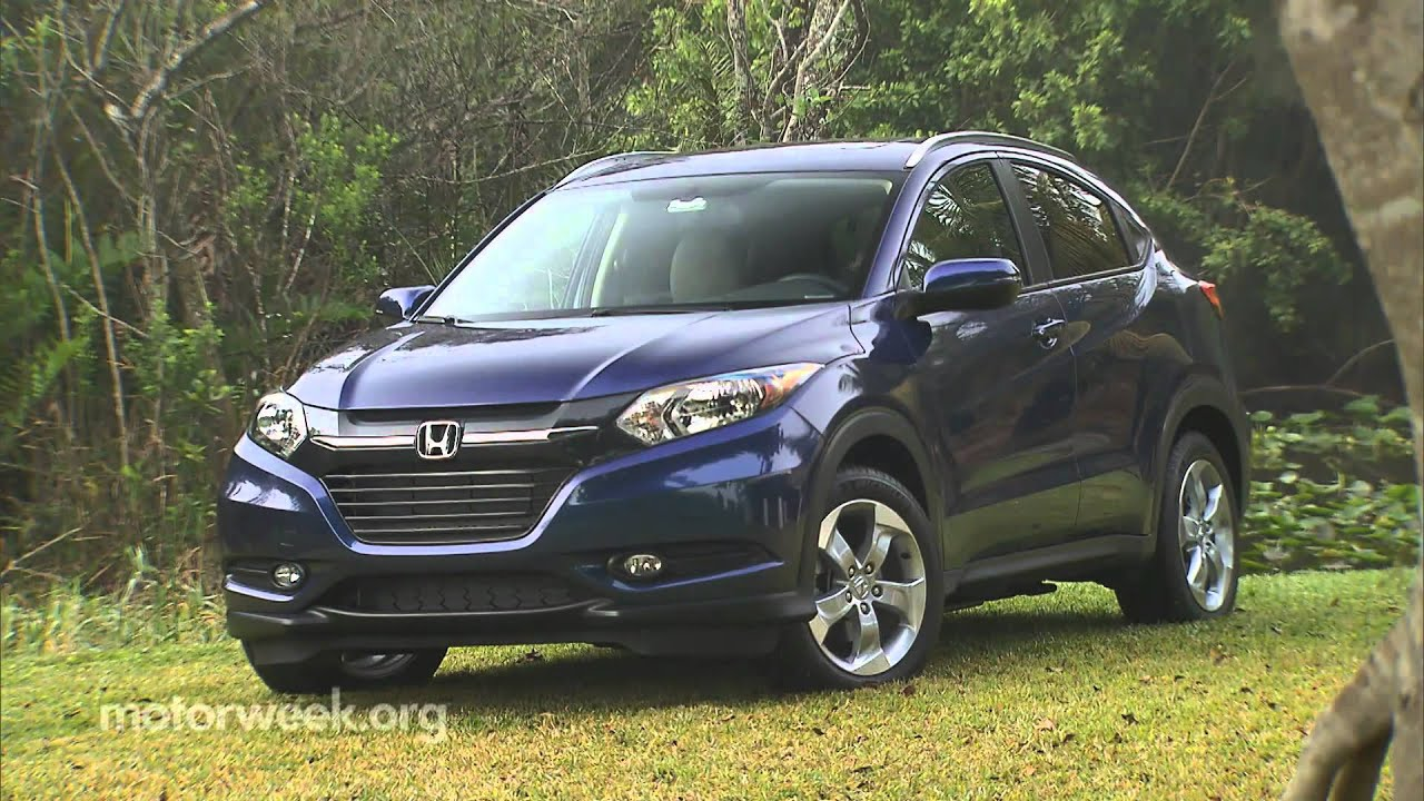 motorweek road test 2016 honda hr v doovi. Black Bedroom Furniture Sets. Home Design Ideas