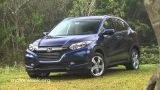 MotorWeek   Road Test: 2016 Honda HR-V