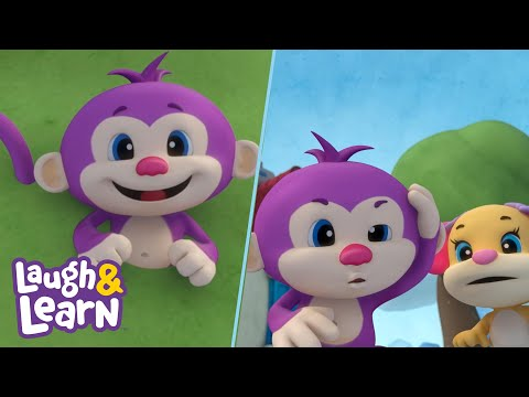 Laugh & Learn™ - NEW! | I See You Song | Learn Counting | 123s | Kids' Songs|  @Fisher-Price® 