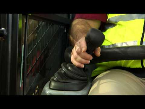 Cat® Skid Steer and Compact Track Loader Safety & Operating Tips: Part 4 - Operator Station