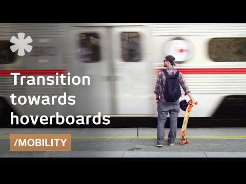 Age of pre-hoverboards: robotics grads electrify skateboard