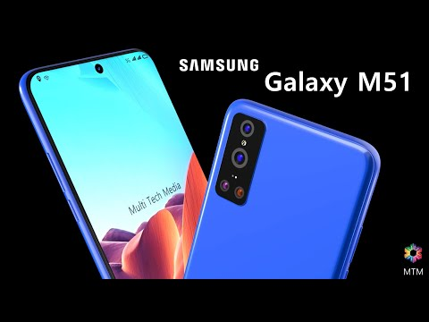 Samsung Galaxy M51 Launch Date, Price, Camera, Trailer, Specs, Release Date, Features, Leaks