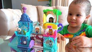 Диана открывает игрушки Disney Doorables