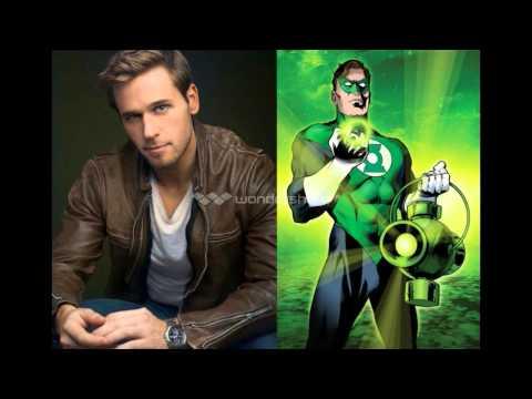 Dan Amboyer Could be Green Lantern in Batman v Superman ...