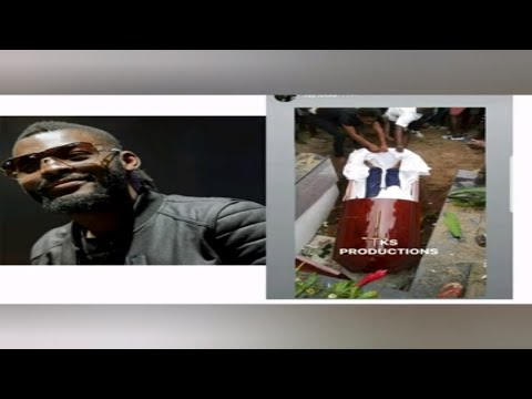 DISTURBING: DJ ARAFAT'S FANS DIG UP HIS CORPSE  AFTER BURIAL (VIDEO)