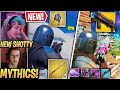 Streamers USE *NEW* Mythic SNIPER, JETPACK, DRAGON Shotgun & ALL WEAPONS Fortnite (SEASON 5 Update)