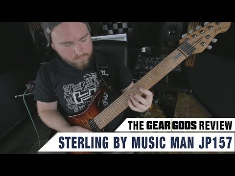 STERLING BY MUSIC MAN JP157 Guitar Review | GEAR GODS