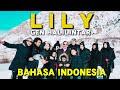 Gen Halilintar - Lily versi Bahasa Indonesia (Music Video)
