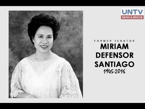 mga dating senador ng pilipinas