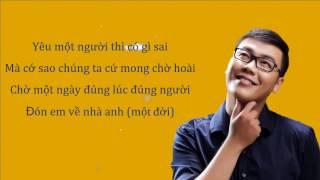 Hamlet Trương - Yêu Một Người Khó Lắm || Lyrics (Minion Version)