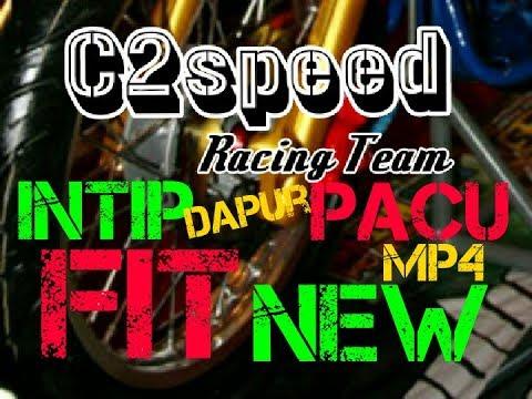 Supra fit new Road Race mp4,setting ulang dapur pacu