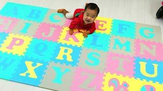 ABC 알파벳 영어 동요로 공부해요! ABC alphabet Learn English Nursery rhymes 영어 인기 동요 | 말이야와아이들 MariAndKids