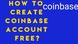 How to create coinbase account easy?  Simple method    //   full method video