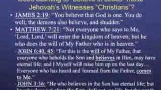 jwq 2 why say jws are not christians part 1 2 of 3