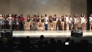 Battle Of The Dance Lines 2012 - ( Stands Competition Group -3 )