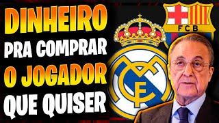 É ASSIM que Real Madrid e o Barcelona FICARÃO BILIONÁRIOS com a Super League 🤯 Entenda A HISTÓRIA