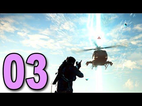 Just Cause 3 Sea Heist DLC - Part 3 - I CAN CONTROL LIGHTNING!