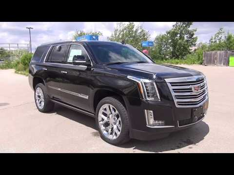 2017 cadillac escalade premium luxury total price as doovi. Black Bedroom Furniture Sets. Home Design Ideas