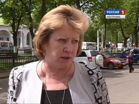 Беседку Островского в Костроме восстановят всем миром