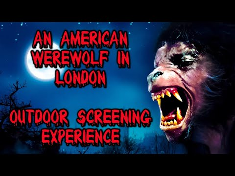 An American Werewolf In London Outdoor Screening Experience
