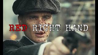 Peaky Blinders - Red Right Hand | Lyrics