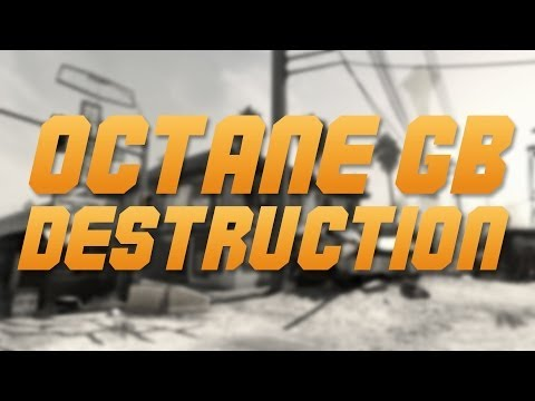 Call of Duty: Ghosts - COMPETITIVE OCTANE SEARCH DESTRUCTION - Scrim Sunday... On a Friday!