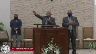 Culto de Adoração - 27/12/2020 - Igreja Presbiteriana do Calhau