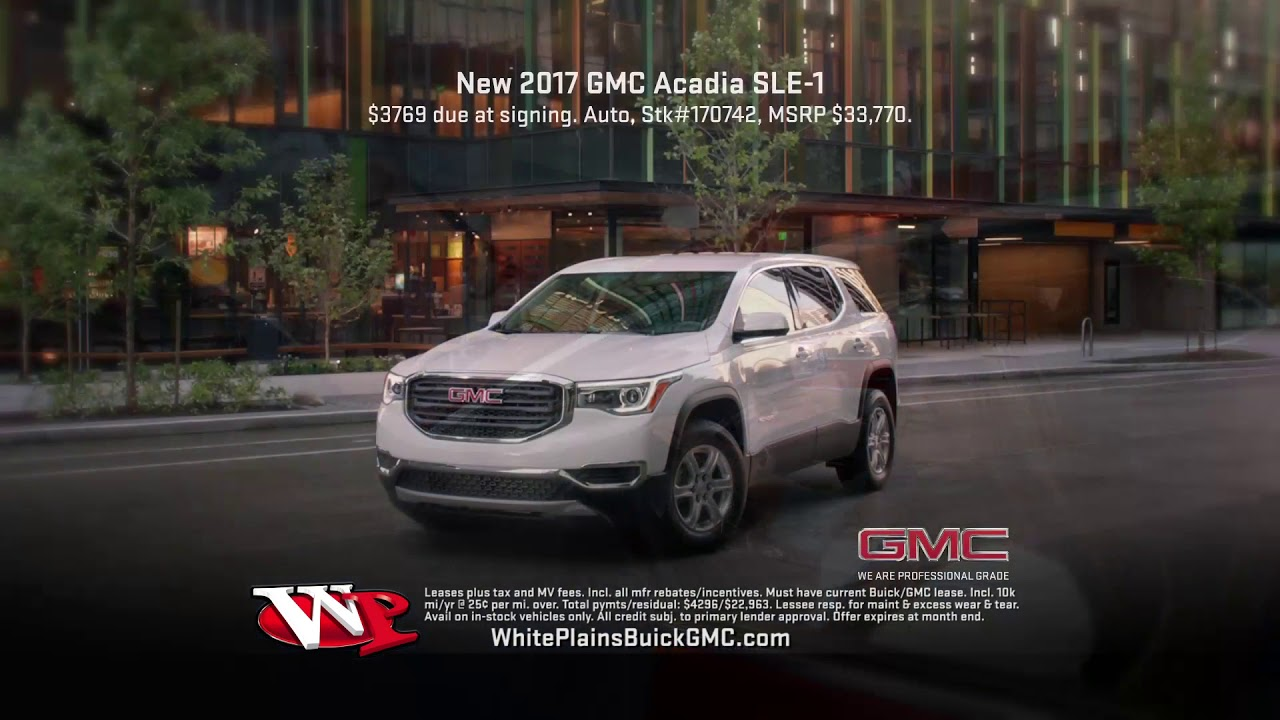 Exceptional GMC Acadia   Sierra 1500 Commercial  October 2017    YouTube Exceptional GMC Acadia   Sierra 1500 Commercial  October 2017