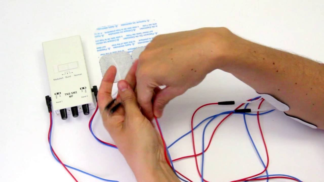 openEMSstim #2: learn electrical muscle stimulation with an off the ...