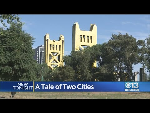 Construction Rivalry Between West Sacramento & Sacramento