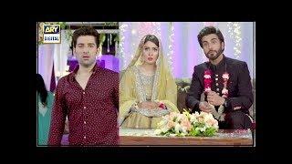 Koi Chand Rakh | Best Scenes | - #AyezaKhan & #ImranAbbas