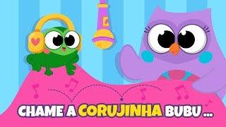 Amiguinha Bubu - Cante com Bubu - Bubu e as Corujinhas
